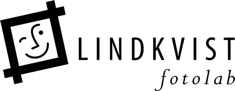 Lindkvist fotolab logo