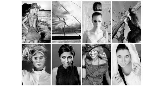 Modellfotografering Fotograf Agneta Gelin i Västerås