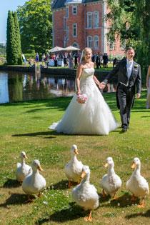 Bröllop Thorskog Slott