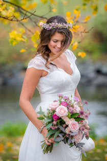 Höstbröllop på Djurgården